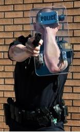law enforcement shields