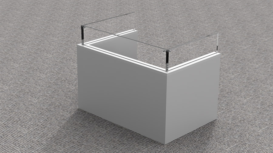 DESK RENDER OUTSIDE